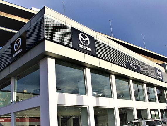 Concesionario Oficial Mazda - Norkar Erandio